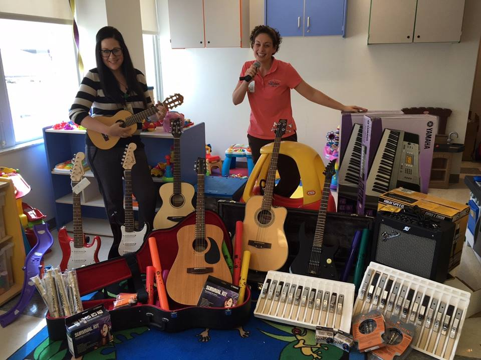 Tulane Music Therapy Gifts
