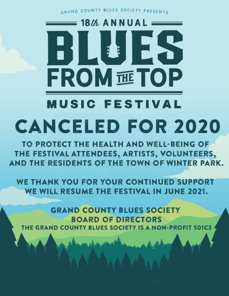 BFTT 2020 Cancel